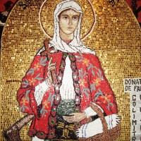 Sf. Muceniță Filofteia - Mânăstirea Chiroiu
