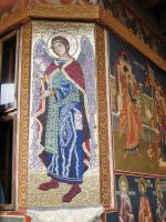 Sf. Arhanghel Gavriil - Biserica Mânăstirii Petru Vodă