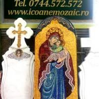 Maica Domnului mozaic (1)