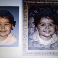 Portrete in mozaic - 15