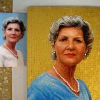 Portrete in mozaic - 5