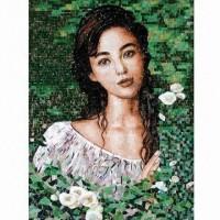 Portrete in mozaic - 8