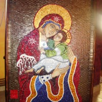 Mozaic religios 17