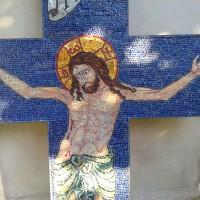 Mozaic religios - troita